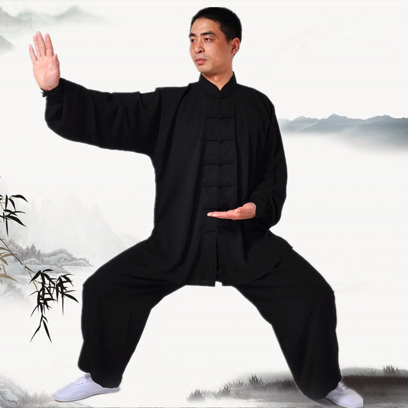Adult children Lightcotton Tai chi Uniform kids Martial arts Suit Kung fu Wushu Clothes taiji clothing jacket+pants