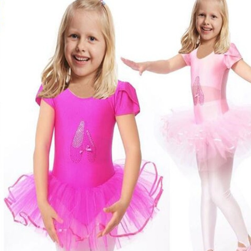 8f85c82c2 Girls Ballet Dress For Children Girl Dance Clothing Kids Ballet ...