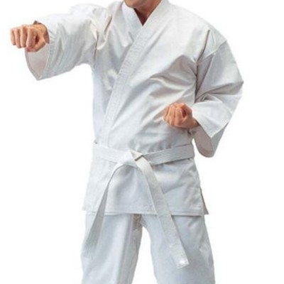 Karate Uniform Training Suit Karate Performance Breathable Clothing Student Children And Adult Clothes Equipment