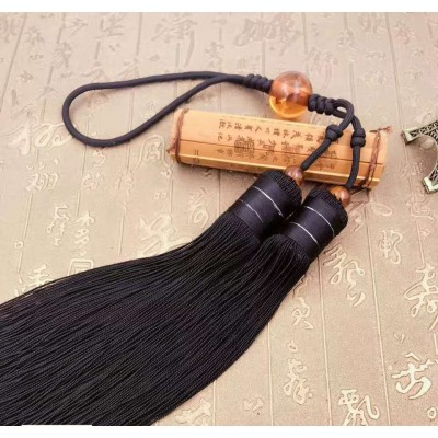 Kung Fu or Tai Chi  Sword Tassel Martial Arts Hard Return Tassel