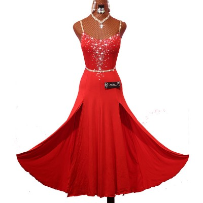 Latin Dance Dress For Women Lace Stage Perform Cha cha Rumba Samba Practice Exercise Fitness Clothes