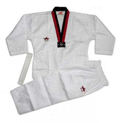 Taekwondo Dobok Comfortable Adult Kids Taekwondo Uniform Exquisite Embroidery Tae kwon do clothes suit