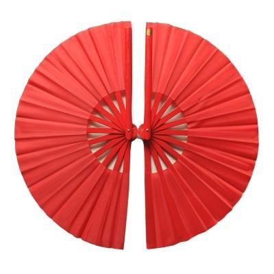 Tai chi double fan ,kung fu taiji fan bamboo fan Martial arts double fan (1 pair)