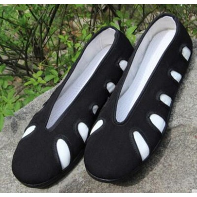 Taoist shoes, Wudang men and women Taoist practice shoes, kung fu shoes, morning exercises, martial arts shoes, ten party shoes, Tai Chi shoes.