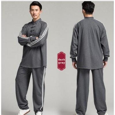 Warm Cotton Men Tai chi clothing Taijiquan Suits Wushu clothes Kung Fu Tai Chi Uniform SHIRT Taiji Clothing Men